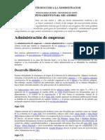 Curso de Admin is Trac Ion Introducccion.completo