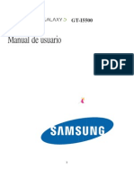 Manual Samsung GT-15500 Español editado