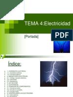Tema 4 Electricidad