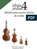 Minhas 4 cordas - Método Vol1 - Violino