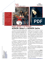 Febrero 2012 +drums