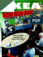 IKEA 2004 Office Spanija