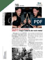 Abril 2012 +drums