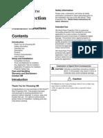 3M Vikuiti RPFilm Application Instructions
