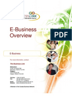 E Business Overview