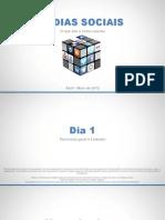 Palestra Walisson de Oliveira - Dia 1 - Panorama Geral e Linkedin (Ed. Publica)