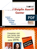 51600702 Model Disiplin Asertif Canter