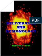 Deliverance and Demonology