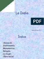 La India.ppt