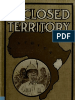 In Closed Territory by Edgar Beecher Bronson