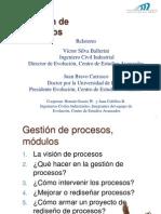 Curso Gestión de procesos 2011