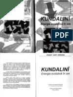 Kundalini-Energia Evolutiva in Om - Gopi Krishna