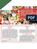 """II Festival de Documentales en la Hurtado """"Miradas de una realidad aparente"""""""
