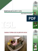 Beneficio de la Ley 16.744 y procedimientos médicos ISL (1)