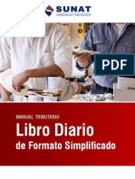 Manual rio - Libro Diario Simplificado