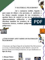 (15) Materiales Peligrosos