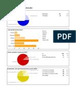 Resumen Grafico - Encuesta RCE 2012