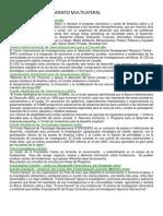 Fuentes de to Multilateral