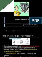 1.1-CADENA CLIENTE-PROVEEDOR