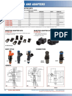 Fuel Injectors and Adaptors