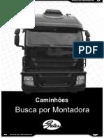 GATES CATÁLOGO CORREIAS AUTOMOTIVAS LINHA PESADA