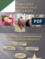 Enfermedades Respiratorias en El Recien Nacido
