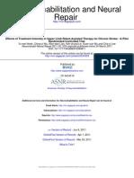 Neurorehabil Neural Repair 2011 Hsieh 503 11