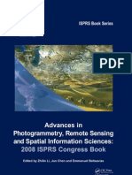 Photogrammetry ISPRS 2008