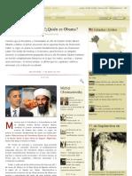 ¿Quién era Osama_¿Quién es Obama_ [Red Voltaire]