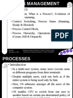 Process Mgt