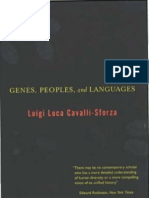 Luigi Luca Cavalli-Sforza Genes, Peoples and Languages 2001