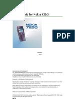 Nokia 7250i UG En