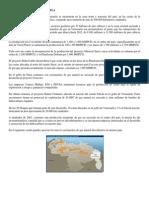 Reservas de Gas en Venezuela