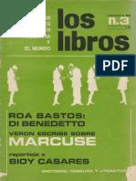 Revista Los Libros 03 - Argentina