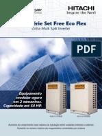 Hitachi Fol Set Free Eco Flex STF1100 0810