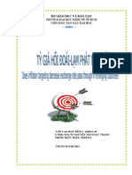 Lam Phat Muc Tieu Va Ty Gia Hoi Doai - Mo hinh tu hoi quy VAR