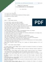 Gouvernement de Jean-Marc Ayrault