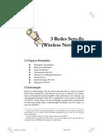 Cap.3- Redes Sem Fio-(Wireless Network)