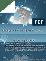 Concreto - Dosagem e Controle 1