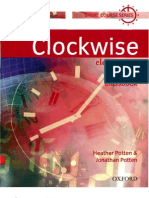 Clockwise Advanced Class Book