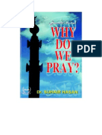 Why Do We Pray- Dr. Suhaib Hasan