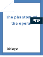 The Phantom of the Opera- dialogs: