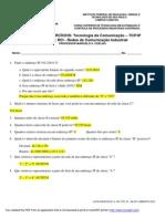 Lista Exercicios -2- Rci Tcp_ip - Sai 5x1 Gabarito