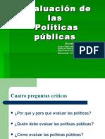 01. Evaluacion de Las Politicas Publicas