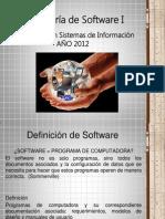 01 Ingeniería de Software intro 2012 01