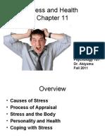 Stress (Exam 5)