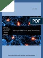 Manual de Usuario Redes Neuron Ales