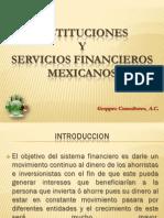 Instituciones y Servicios Financieros