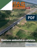 Revista Monitoreo Ambiental en Carreteras