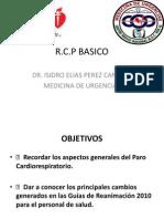 Rccp Basica Urgencias Isstech